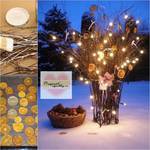 Inšpirácie, vianočné dekorácie